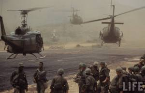 How forms of government are won or lost. The relief of Khe Sanh, 1968. Image source.