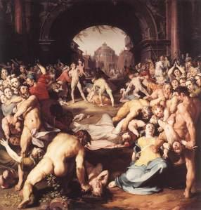 Rubens: Massacre of the Innocents.